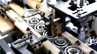 German Automatic Bearing Assembly - Discover Heavyweight Production | Technology Connections
