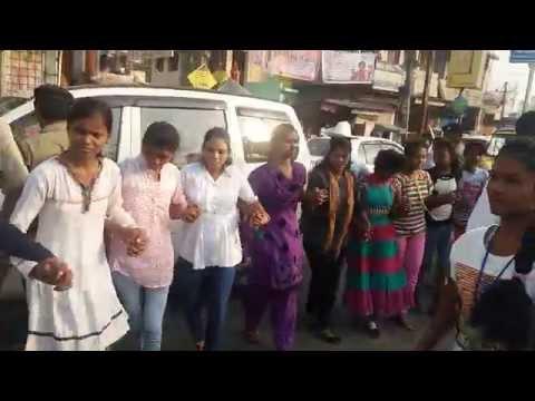 Birsa Munda Jayanti sambalpur Odisha 2015