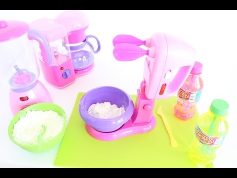 DOLL KITCHEN SET|| PRETTYLITTLE KITCHEN AID|| TiaTia