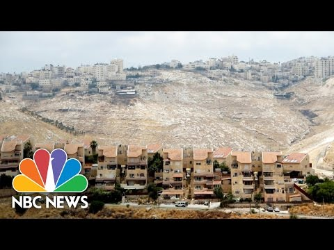 An Israeli Settler's Viewpoint On Life In The West Bank | NBC News