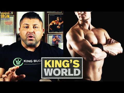 What Makes A Good Bodybuilding Coach? | King's World