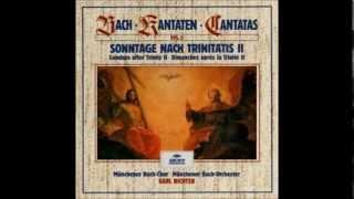 J.S. Bach Cantata Gottes Zeit ist die allerbeste Zeit BWV 106, Actus tragicus