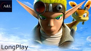 Jak and Daxter: The Lost Frontier - Longplay [PSP]
