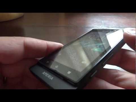 Sony Xperia Sola MT27i - Unboxing - IPMART