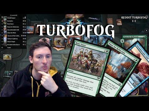 [VOD] PLAYING BOBCHOPS' TURBOFOG LIST - MTG ARENA PAUPER