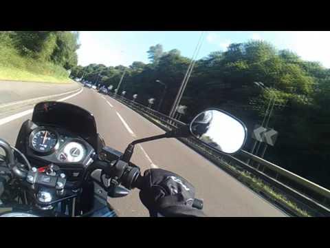 A127 into Southend