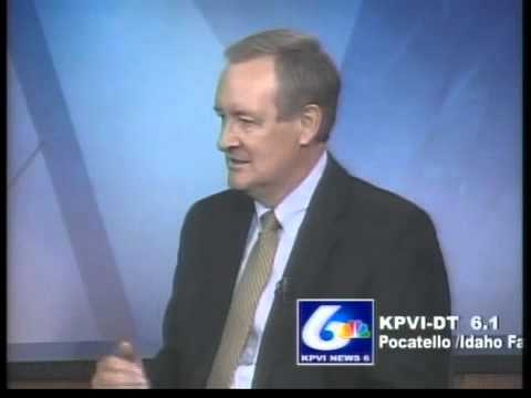 Conversation with Idaho Sen. Mike Crapo