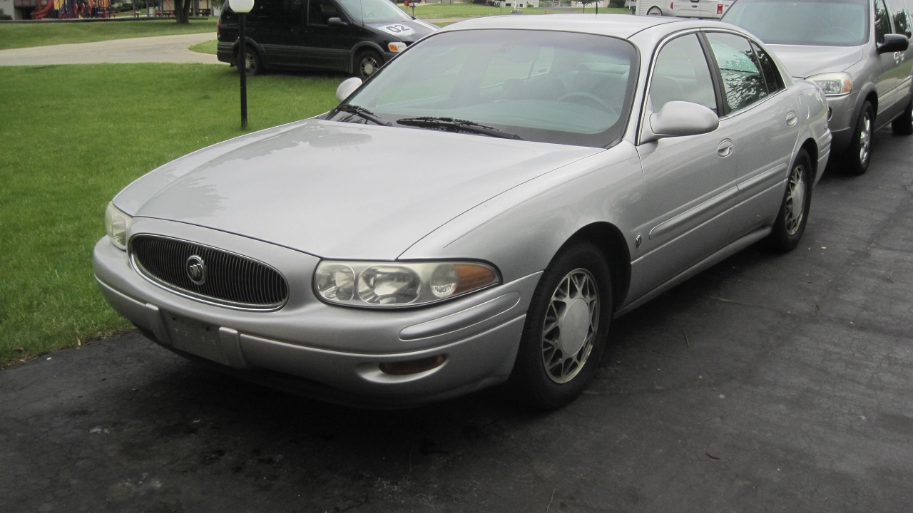 2002 Buick Lesabre Limited Review