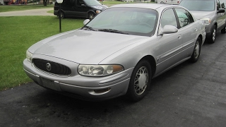 2002 Buick Lesabre Limited Review ---150 SUBSCRIBERS!!!!