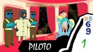 Deep Space 69: Piloto/Nave Dictadura #1 (Sub Español Latino - Anotaciones)