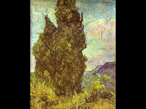 Andrea Bocelli - Vincent van Gogh (Music and Painting)