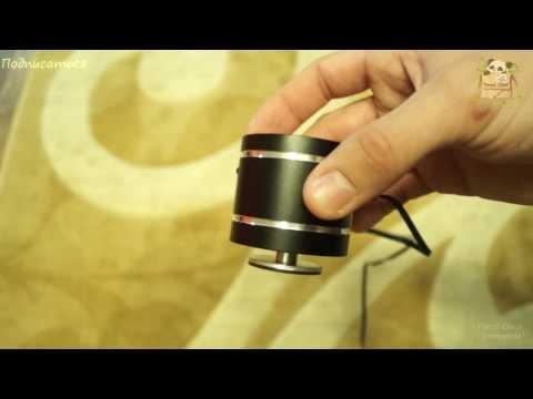 видео: Обзор вибро колонки, вибро спикера