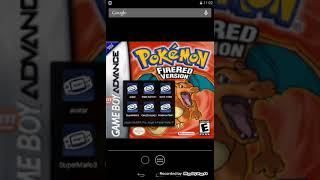 Pokémon fire red gba PARTE #3