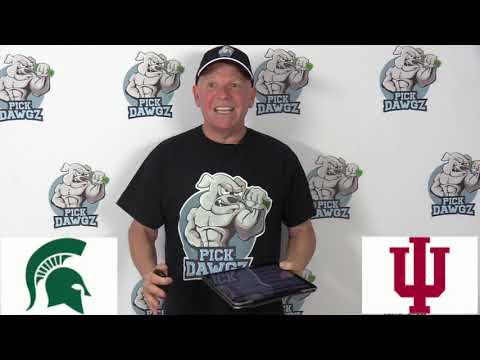 Indiana vs Michigan State 1/23/20 Free College Basketball Pick and Prediction CBB Betting Tips
