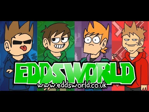 Eddsworld Intro + not-cringy Tord parody