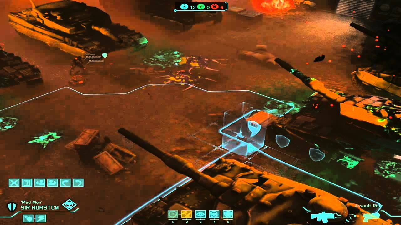 Let 39 s play xcom enemy unknown 2012 part 6 tank youtube for Portent xcom not now
