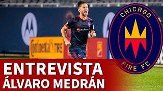 MLS 2021 | ENTREVISTA ÁLVARO MEDRÁN, estrella CHICAGO FIRE | DIARIO AS