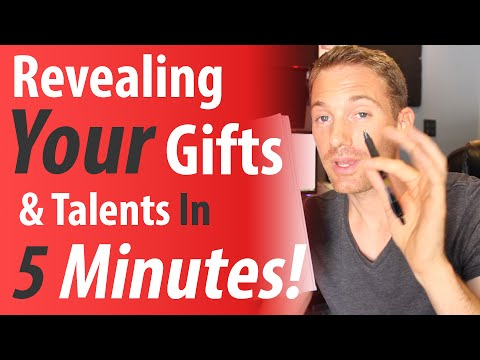 How To Find Out Who You Are and Your Purpose in Life - 5 Minute Clarity Exercise!