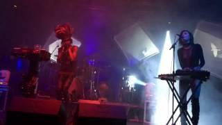 IAMX Oh Cruel Darkness Embrace Me Live In Leipzig 27 11 2016