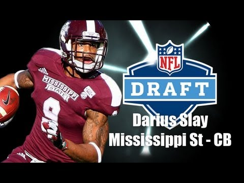 Darius Slay - 2013 NFL Draft Profile