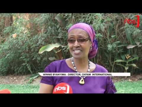 Winnie Byanyima Calls for Besigye, Museveni Dialogue
