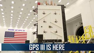 Building the Most Powerful GPS Satellite Ever - GPS III