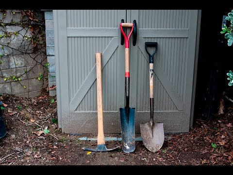 Gardening Gear: EP.2 Digging Tools