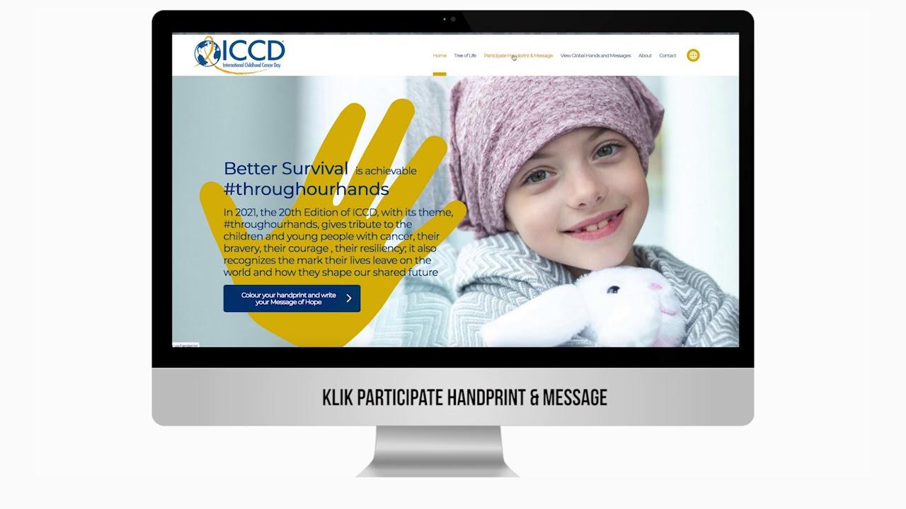 ICCD 2021 - International Childhood Cancer Day