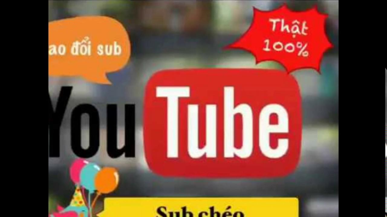 Cách tăng Subscribes , Like thật và nhanh cho kênh youtube và Facebook