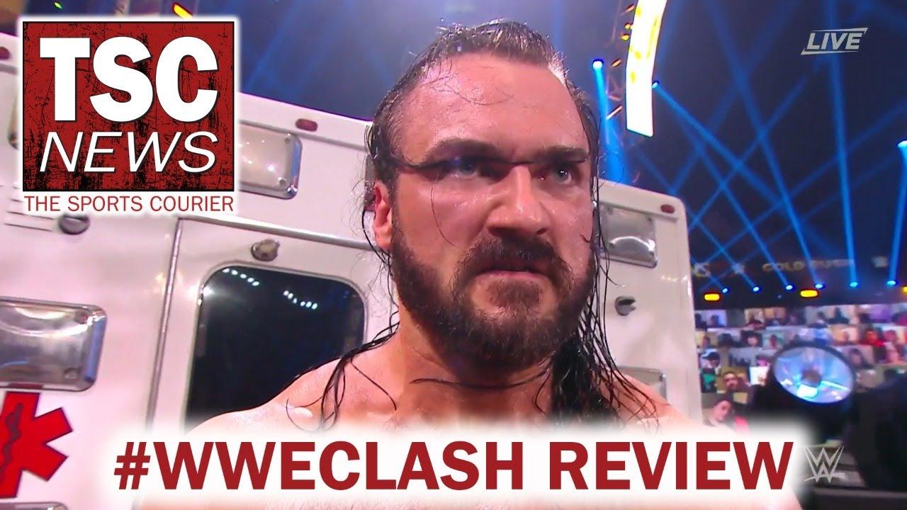 Download WWE Clash of Champions 2020 Post Show Recap   TSC News