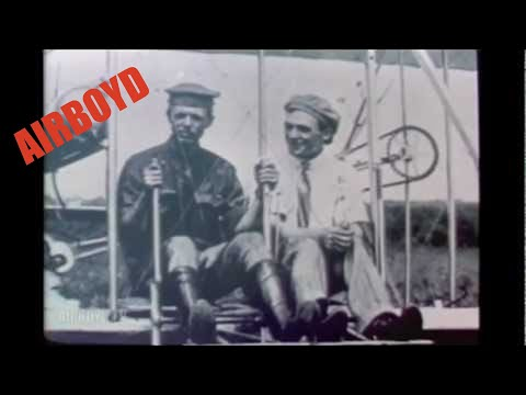 The Wright Brothers On Huffman Prairie
