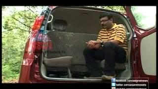"""Mahindra Quanto Test Drive""-Smart Drive 3,November 2012 Part 1"