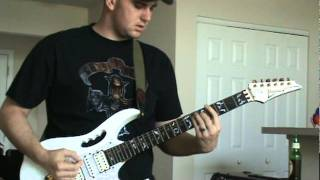 Motley Crue - Face Down in the Dirt (guitar cover)