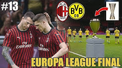 PES 2020 - Liga Master   BRUTAL FINAL DE EUROPA LEAGUE CON EL MILAN   #13