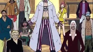 One piece Momento Epico - Luffy Golpea a Bellamy.