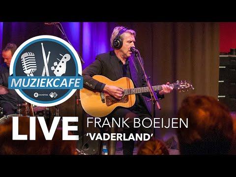 Frank Boeijen - 'Vaderland' live bij Muziekcafé