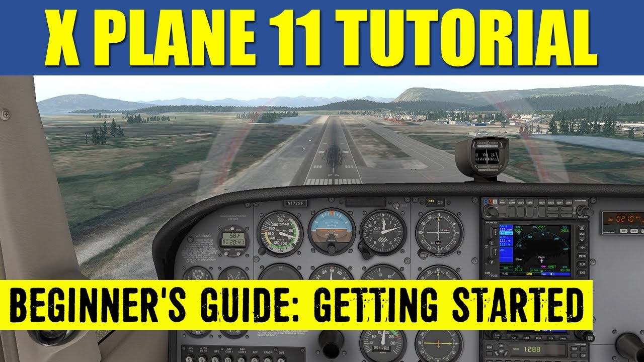 x plane 11 beginner s guide getting started resources youtube rh youtube com X-Plane 7 X-Plane 7