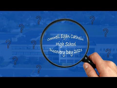 Conwell Egan Catholic High School Discovery Day 2021