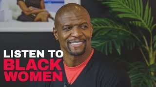 Terry Crews Talks #MeToo And The Objectification Of Black Men
