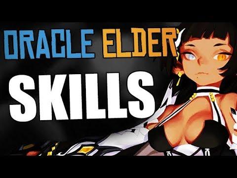 Dragon Nest - All Oracle Elder Skills