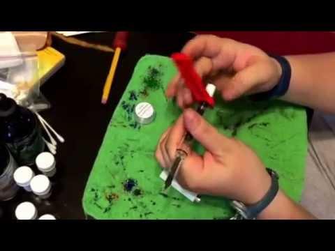 Inking up the TWSBI Eco