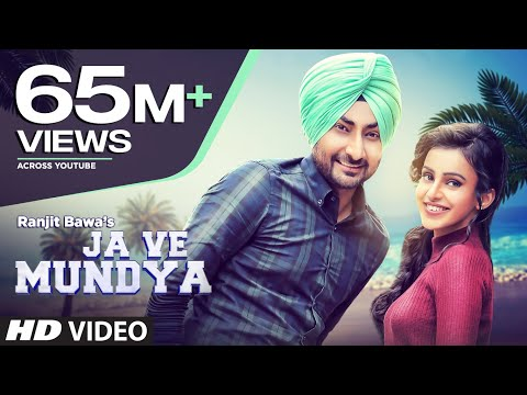 "Thumbnail: ""Ranjit Bawa"" Ja Ve Mundeya (Video Song) Desi Routz 