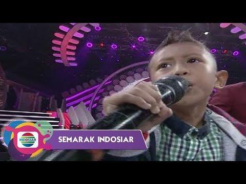 "SURPRISSE!! Saiful Adik Selfi Enerjik Bernyanyi ""PANGERAN DANGDUT"" Buat Semua Bersorak!! - DA Asia 4"