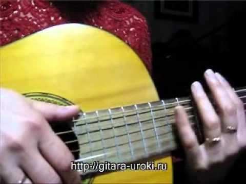 Играть на гитаре рок - летать по грифу. Виктория Юдина