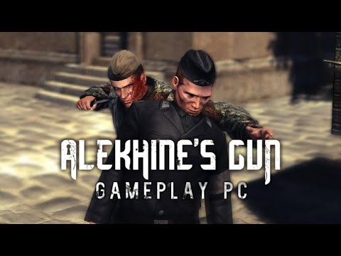 alekhines gun gameplay pc