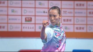 [2019] Yi Li [MAC] - Changquan - 2nd Place - 15th WWC @ Shanghai Wushu Worlds - 9.646
