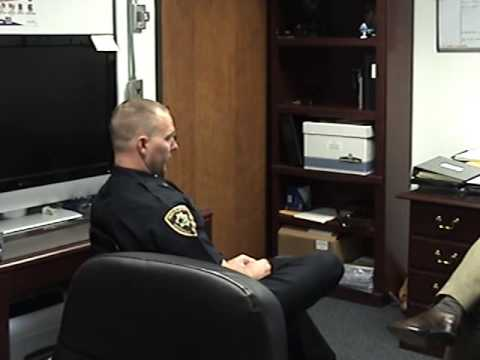 GCSO Internal Investigation of former deputy Will Lewis. Video 3 of 3