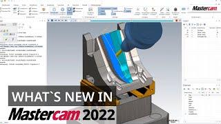 Mastercam 2022: Ziehen und Ablegen von Geometriegruppen   CAD/CAM-Software