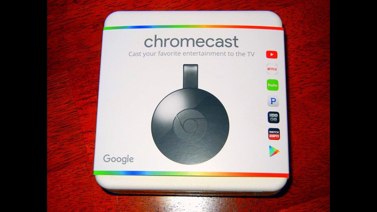 Bán Google Chromecast 2 (2015) HDMI Streaming Media Player, Mới 100% hàng Mỹ