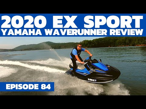 2020 Yamaha EX